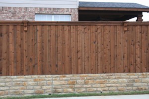 Fence Trim Options Fascia Trim Bluebonnent Fences